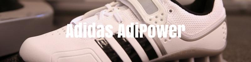 Adidas AdiPower painonnostokenkä mallit