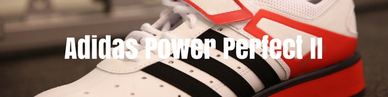 Adidas Power Perfect II painonnostokengät