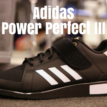 Adidas Power Perfect III painonnostokengät