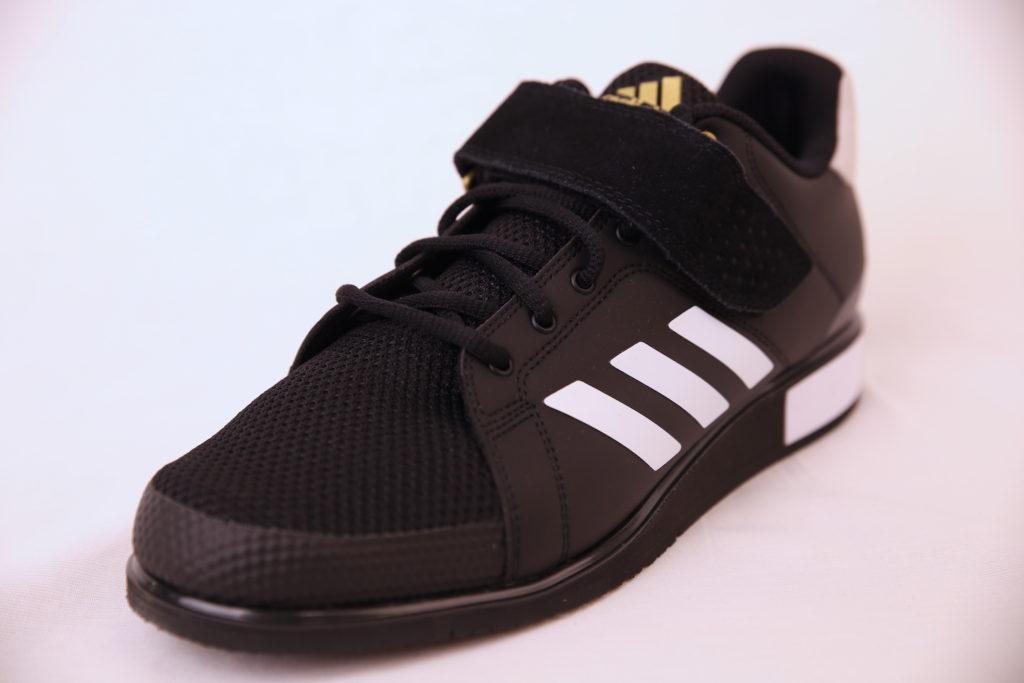 Adidas Power Perfect III painonnostokenkä musta