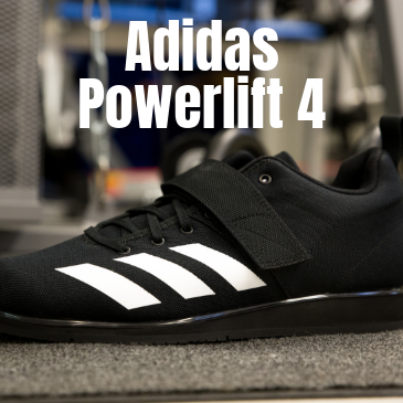 Adidas Powerlift 4 painonnostokengät