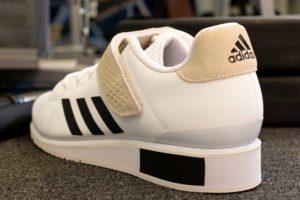 adidas power perfect iii valkoinen